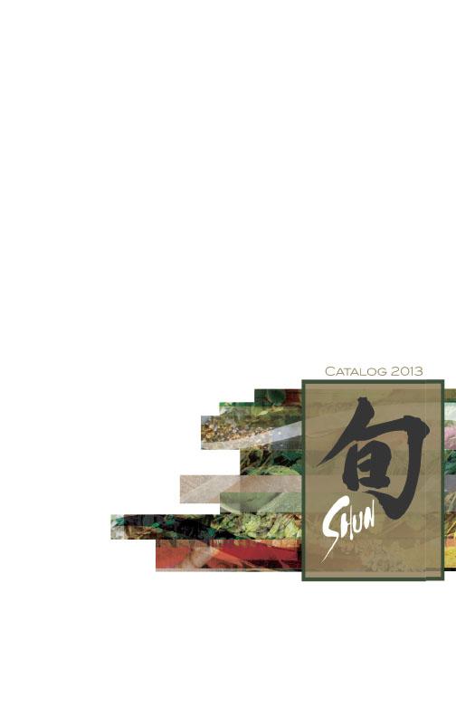 Shun Catalog 2013 Rev1.indd